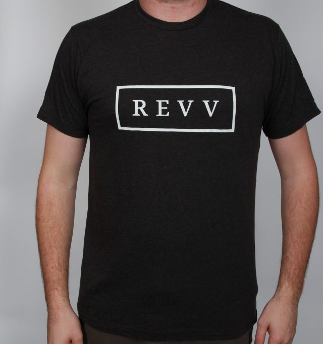 Revv Traditional Badge Tee
