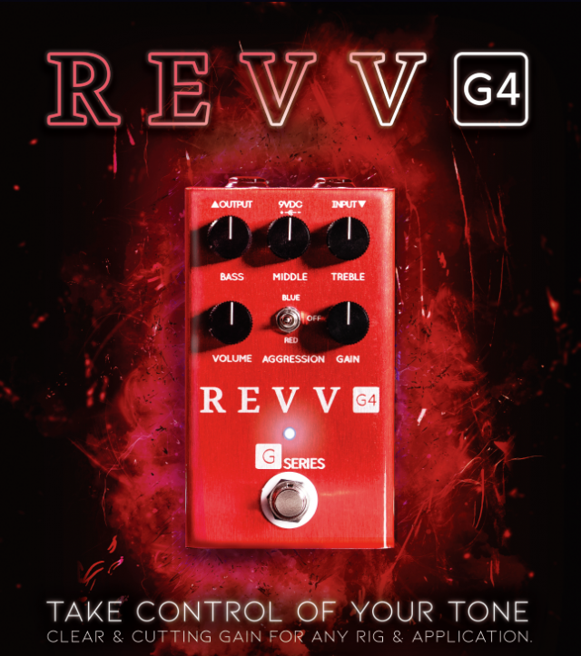 G4 Pedal – IN STOCK