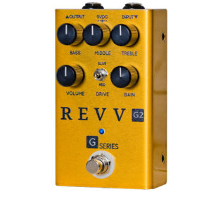G2 Pedal – Limited Edition Gold
