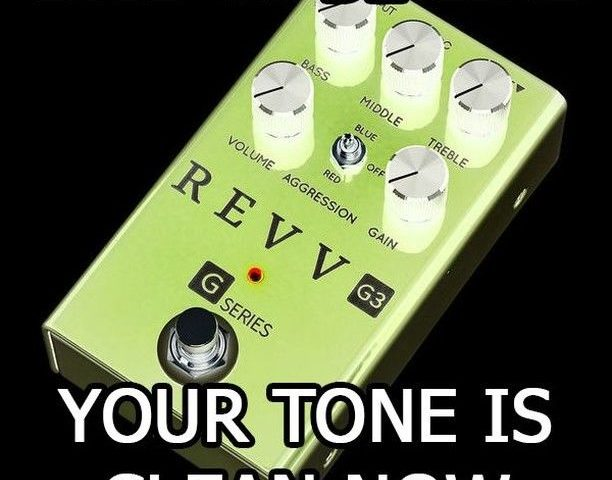 This is terrifying.  -----  #revvtime #revvamps #revv #madeincanada #winnipeg #canada #lunchboxamp #revvpedals #guitarmemes #guitarmemesdaily #rigsofdad #guitarpedal #pedalboardoftheday #pedalboardsofdoom #distortionpedal #overdrivepedal #guitarfx #boutiquepedals