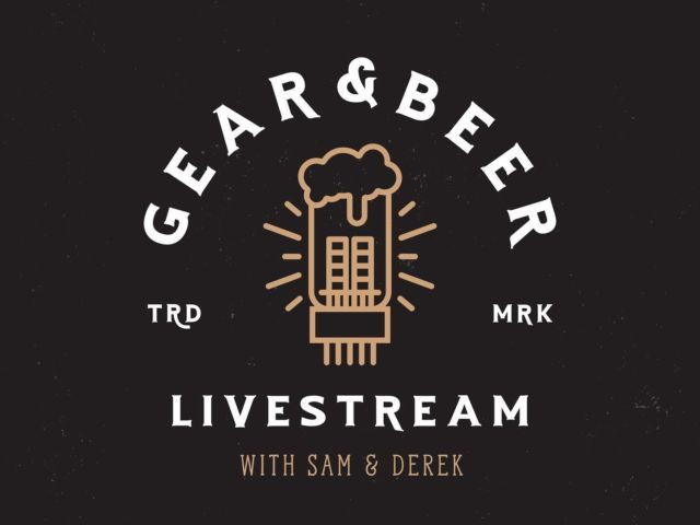 Make sure to tune in to the Livestream tonight for GEAR & BEER w/ Sam & Derek at 7:30PM Central! Link in our bio! 🍻  ————  #revvamps #revvtime #tubeamps #gearandbeer #madeincanada #twonotesaudioengineering #knowyourtone #gearybusey #rigtalk #geartalk #impulseresponses #reactiveloadbox #instaguitar